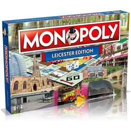 Winning Moves Ltd Monopoly Leicester Edition