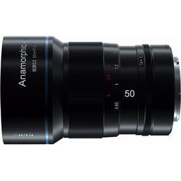 Sirui 50mm F1.8 Anamorphic 1.33x for Sony E