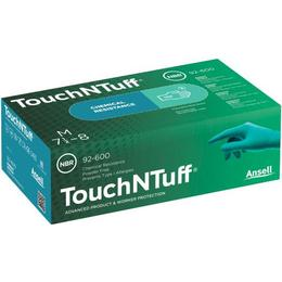 Ansell TouchNTuff 92-600 Disposable Glove 100-pack