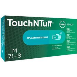 Ansell TouchNTuff 92-500 Disposable Glove 100-pack