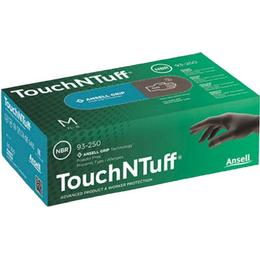 Ansell TouchNTuff 93-250 Disposable Glove 100-pack