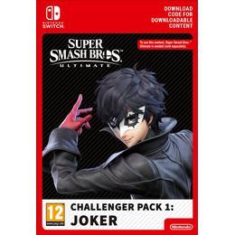 Super Smash Bros Ultimate: Joker - Challenger Pack 1