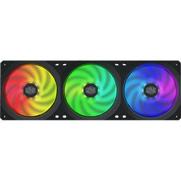 Cooler Master MasterFan SF360R ARGB PWM 3x120mm LED
