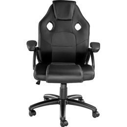 tectake Mike Gaming Chair - Black