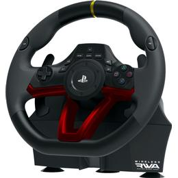 Hori Wireless Racing Wheel Apex - Black/Red