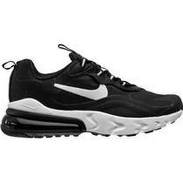 Nike Air Max 270 React GS - Black/Black/White