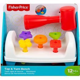 Fisher Price Tap & Turn Bench