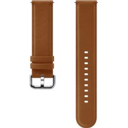 Samsung Leather Band for Galaxy Watch Active 2