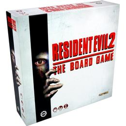 Steamforged Resident Evil 2: The Board Game