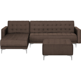 Beliani Aberdeen 87cm Right-Hand Sofa 4 Seater