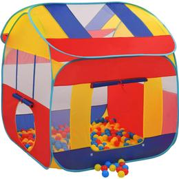 vidaXL XXL Play Tent with 300 Balls - 300 balls