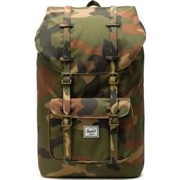 Herschel Little America Backpack - Woodland Camo