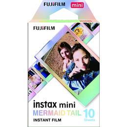 Fujifilm Instax Mini Film Mermaid Tail 10 pack