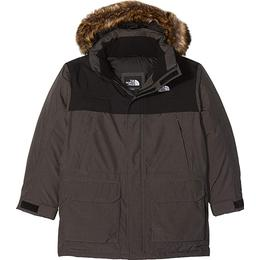 The North Face Mcmurdo Down Parka - Grey Heather