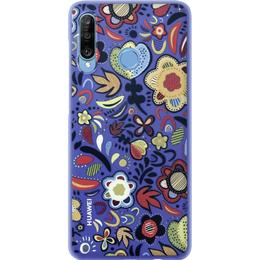 Huawei Floral PC Case for Huawei P30 Lite