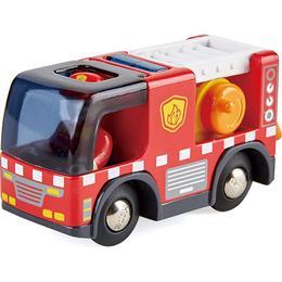Hape Fire Truck with Siren E3737