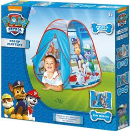 Kids by Friis Paw Patrol Pop Up Play Tent
