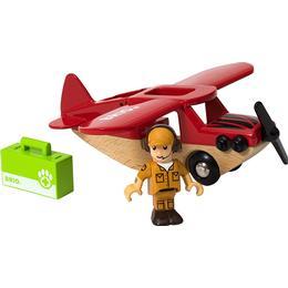 Brio Safari Airplane 33963