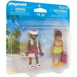 Playmobil Nursery Teacher & Child 70274
