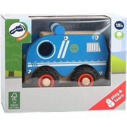 Small Foot Police Car 11077