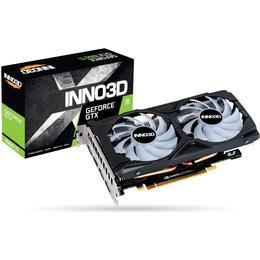 Inno3D Geforce GTX 1660 Ti Gaming OC X2 HDMI 3xDP 6GB