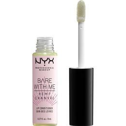 NYX Bare With Me Cannabis Sativa Seed Oil Lip Conditioner 8ml