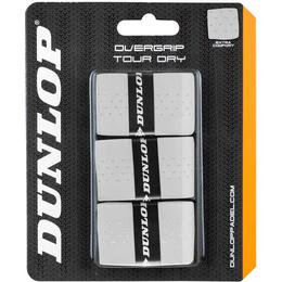 Dunlop Tour Dry Overgrip 3-pack