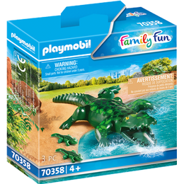 Playmobil Alligators 70358