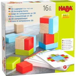 Haba 3D Arranging Game Four by Four 305455