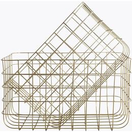 House Doctor Simply 20cm 2-pack Basket