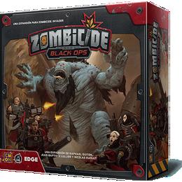 CMON Zombicide: Invader Black Ops
