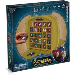 Top Trumps Harry Potter Match The Crazy Cube Game