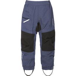 Didriksons Kid's Dusk Pants - Denim Blue (502939-038)
