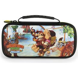 Bigben Switch Deluxe Travel Case - Donkey Kong Country: Tropical Freeze