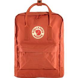 Fjällräven Kånken 16L - Rowan Red