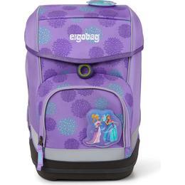 Ergobag Cubo School Backpack - SleighBear Glow