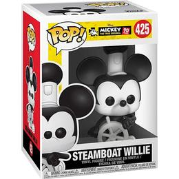 Funko Pop! Disney Mickey's 90th Birthday Steamboat Willie