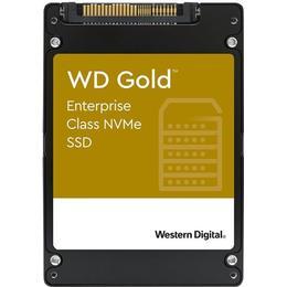 Western Digital Gold Enterprise Class NVMe SSD 7.68TB