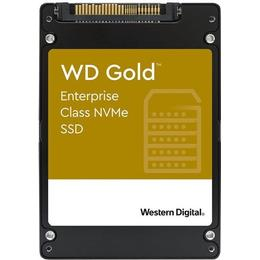 Western Digital Gold Enterprise Class NVMe SSD 960GB