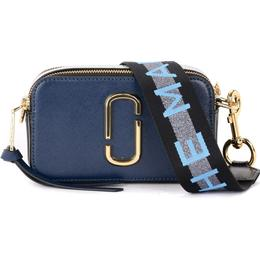 Marc Jacobs The Snapshot Small Bag - New Blue Sea Multi