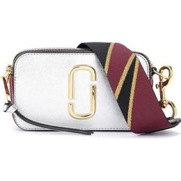 Marc Jacobs The Snapshot Small Bag - Silver Multi