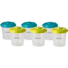 Beaba 2nd Age Portions Clip Food Storage 200 ml