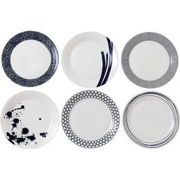 Royal Doulton Pacific Dinner Plate 28 cm 6 pcs