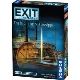 Exit: The Game Theft on the Mississippi
