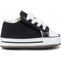 Converse Infant Chuck Taylor All Star Cribster - Black/Natural Ivory/White