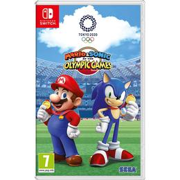 Mario & Sonic at the Olympic Games: Tokyo 2020