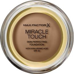 Max Factor Miracle Touch Foundation SPF30 #97 Toasted Almond