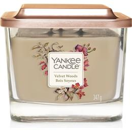 Yankee Candle Velvet Woods Medium 2 Wick Scented Candles