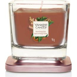 Yankee Candle Sweet Orange Spice Small Scented Candles