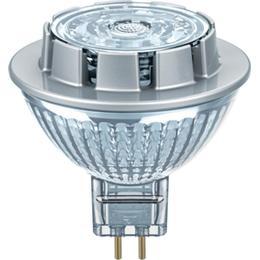 LEDVANCE P MR16 50 4000K LED Lamp 7.2W GU5.3 MR16